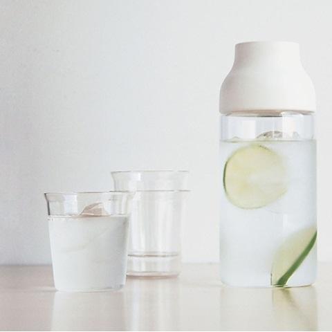 KINTO CAPSULE 膠囊水瓶 0.7L 水壺 水杯 冷水瓶  野餐露營 好生活