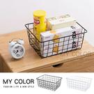 小 日式鐵藝家居 收納盒 整理 分類 分...
