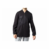 Asics [2031B282-001] 男 外套 亞洲版 針織 舒適 透氣 TOKYO 運動 休閒 訓練 亞瑟士 黑