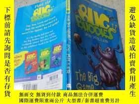 二手書博民逛書店the罕見big game 重大比賽Y200392