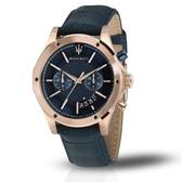 MASERATI 瑪莎拉蒂 CIRCUITO沉穩石英腕錶44mm(R8871627002)