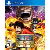 [哈GAME族]免運費 特價 原汁原味劇情 PS4 航海王海賊無雙3 亞版 中文版 首次PS4平台上市 海賊王