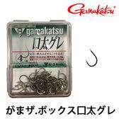 漁拓釣具 GAMAKATSU  ザ.ボックス口太グレ #3 #4 #5 (鉤子)