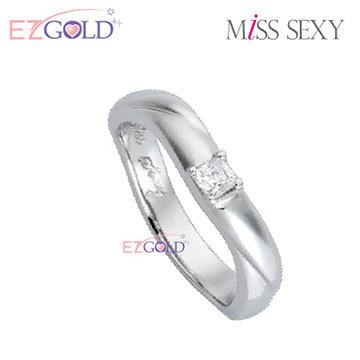 Miss Sexy銀飾♥北極之星♥銀飾戒指(女)