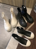 馬丁靴女潮ins新款韓版百搭厚底瘦瘦鞋網紅秋季鞋子機車短靴