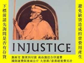 二手書博民逛書店The罕見Faces of Injustice (The Sto