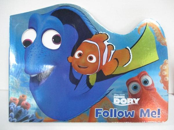 【書寶二手書T1/原文小說_DXO】Follow Me!_Scollon, Bill (ADP)