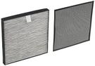 SHARP【日本代購】IZ-FGCF15 水洗式脫臭觸媒1片+HEPA一體式濾網1張 IG-HCF15可用