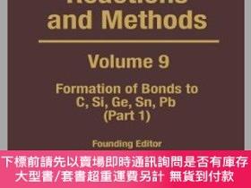 二手書博民逛書店預訂Inorganic罕見Reactions & Methods V 9 - Formation Of Bonds