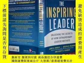 二手書博民逛書店The罕見Inspiring Leader: Unlocking