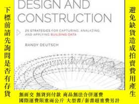 二手書博民逛書店Data-driven罕見Design And ConstructionY256260 Randy Deuts