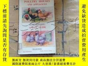 二手書博民逛書店Poultry罕見Houses and Appliances: