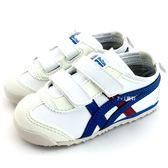《7+1童鞋》小童 ASICS 亞瑟士 Onitsuka Tiger OT 輕量  機能鞋 學步鞋 5169 白色