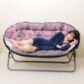 沙發 懶人沙發休閒臥室沙發床午休椅辦公折疊躺椅電腦沙發椅子單人雙人igo 傾城小鋪