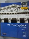 【書寶二手書T1/政治_QXP】Political Science-An Introduction_Michael G. Roskin