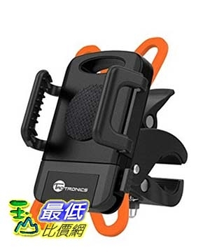 [美國直購] Taotronics Bike Phone Mount Bicycle Holder, Universal Cradle Clamp for iOS 自行車支架