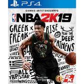 【預購9/11上市 PS4原版片 可刷卡】☆ NBA 2K19 ☆中文版全新品【台中星光電玩】