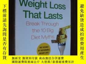 二手書博民逛書店Weight罕見Watchers: Weight Loss Th