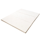 IMAGER-37 易眠床天絲系列三折式薄墊(152x186x7cm) 贈保潔墊