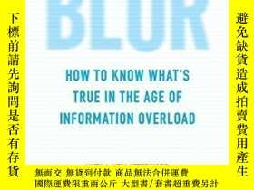 二手書博民逛書店罕見BlurY364682 Bill Kovach Bloomsbury Publishing Plc 出版