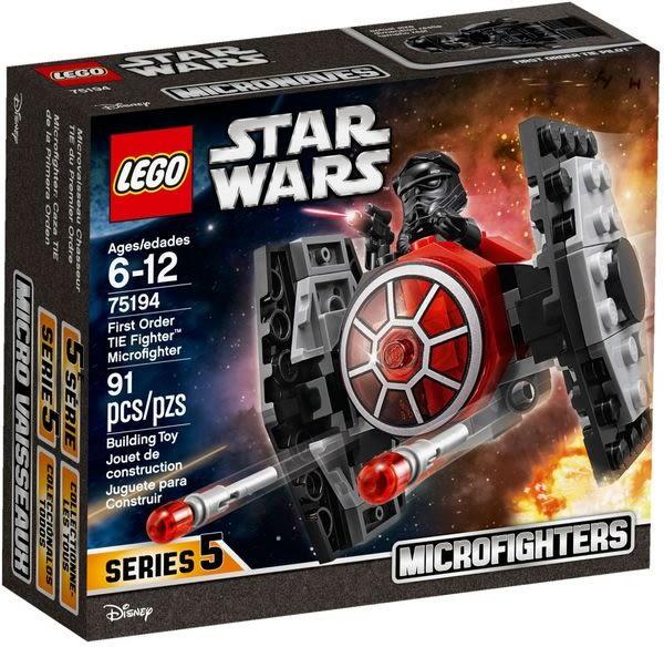 樂高LEGO STAR WARS 迷你第一軍團鈦戰機 75194 TOYeGO 玩具e哥