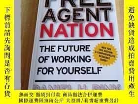 二手書博民逛書店Free罕見Agent Nation: The Future of Working (小16開 ) 【詳見圖】