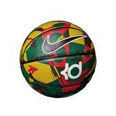 Nike KD 籃球 NBA 職籃 金州勇士隊 KD 杜蘭特代言款 7號球 室內外球 NKI1398507