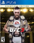 PS4 Sports UFC 終極格鬥王者 3(美版代購)
