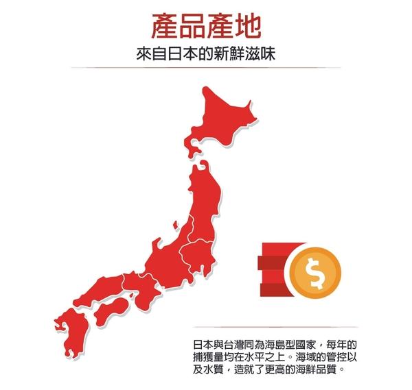 【食在好神】日本北海道生干貝200g(精裝盒)