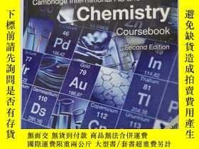 二手書博民逛書店Chemistry罕見Coursebook Second EditionY201150 Lawrie Ryan