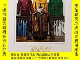 二手書博民逛書店The罕見Vintage Showroom: An Archiv