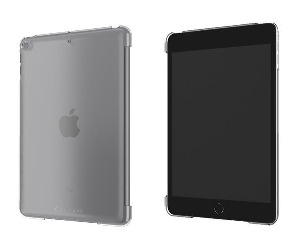 PIPETTO Protective Shell iPad mini 5 / mini 4 透明背蓋 保護殼 蘋果平板殼 平板 防摔