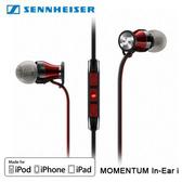 Sennheiser 聲海 MOMENTUM In-Ear i iOS系統專用 入耳式耳機
