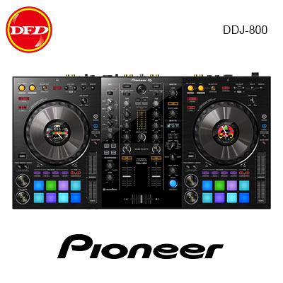 先鋒 Pioneer DDJ-800 rekordbox dj專用表演DJ控制器 DJ混音器(Mixer) 公貨