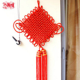 65CM中國結喜慶家居工藝品掛結吊飾
