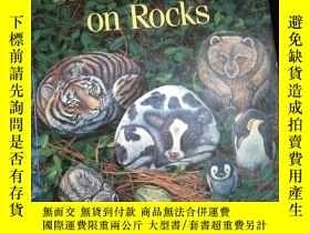 二手書博民逛書店PAINTING罕見MORE ANIMALS ON ROCKSY16149 看圖 看圖 出版1998