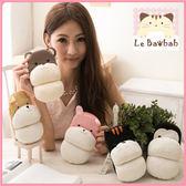 手機袋~Le Baobab日系貓咪包 啵啵貓動物造型手機袋/拼布包包