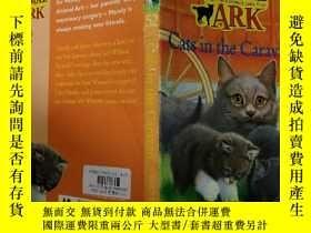 二手書博民逛書店Cats罕見in the Caravan:大篷車裏的貓Y200392