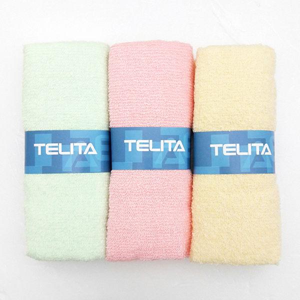 TELITA精選素色毛巾9條組