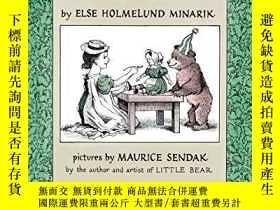 二手書博民逛書店Little罕見Bear s FriendY256260 Minarik, Else Holmelund Ha