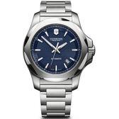 VICTORINOX 瑞士維氏 SWISS ARMY 機械錶 I.N.O.X. 手錶 (VISA-241835) 藍/43mm