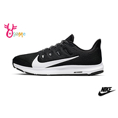 NIKE QUEST 2 成人男款 透氣輕盈 運動鞋 慢跑鞋 P7130#黑色◆OSOME奧森鞋業