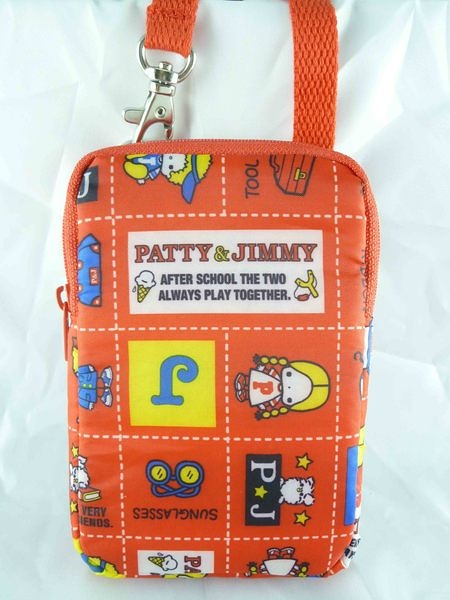 【震撼精品百貨】Patty & Jimmy Little Twin Stars~手提智慧型手機袋『紅』