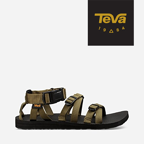 丹大戶外用品 【TEVA】ALP 男款 美國戶外水陸2用運動涼鞋 復刻款 1015849AVC