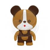 Toy Royal 樂雅 軟膠玩具-來福狗【佳兒園婦幼館】