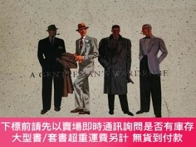 二手書博民逛書店남자의罕見옷 이야기1(A Gentleman s Wardrobe)韓文原版-《男裝物語1》(紳士衣