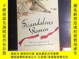 二手書博民逛書店Scandalous罕見WomenY270271 Elizabe