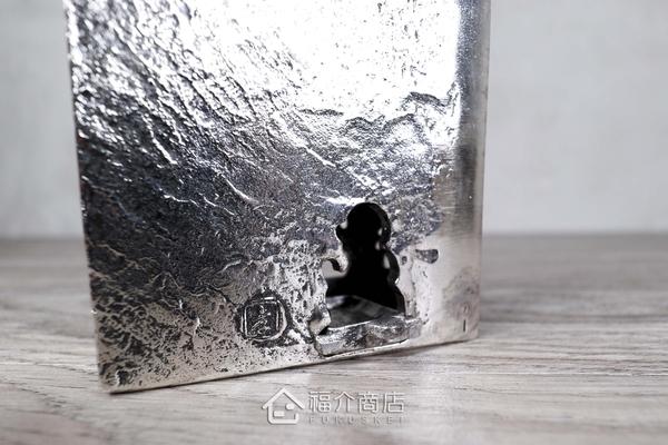 日本高岡銅器【大森孝志】香立花器 鳳凰 名家手工銅雕 青銅製薰香爐沉香精