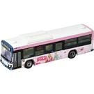 TOMYTEC 巴士收藏 京成巴士莉卡最喜歡的城市巴士(粉紅)_TV28927