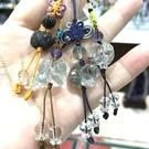 『晶鑽水晶』天然綠幽靈水晶十二生肖*手機吊飾~特賣中